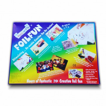 FoilFun Crazy Putty Arts and Crafts Kit