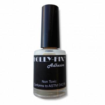 Nail Adhesive for Foil Metallic Nails