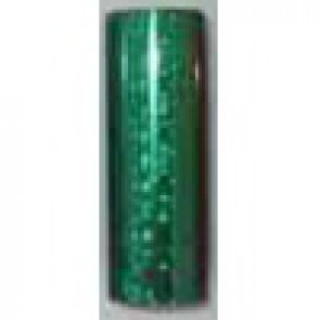 Green Foil Refill Roll for arts and crafts