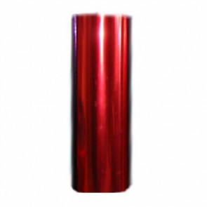 Cherry Red Toner Foil Refill Roll