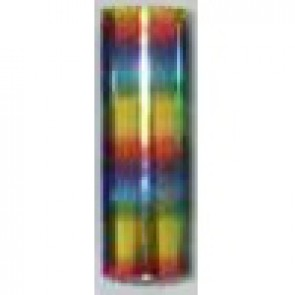 Rainbow Foil Refill Roll for arts and crafts