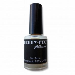 Nail Adhesive for Foil Metallic Nails
